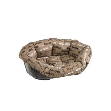 Polštář SOFA 8 bavlna města 85x62x28,5cm FP 1ks