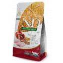 N & D LG CAT Adult Chicken & Pomegranate 1,5kg