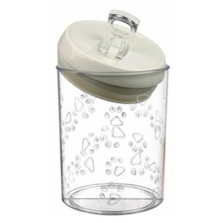Zásobník na krmivo 1,5l plast transparentní TR