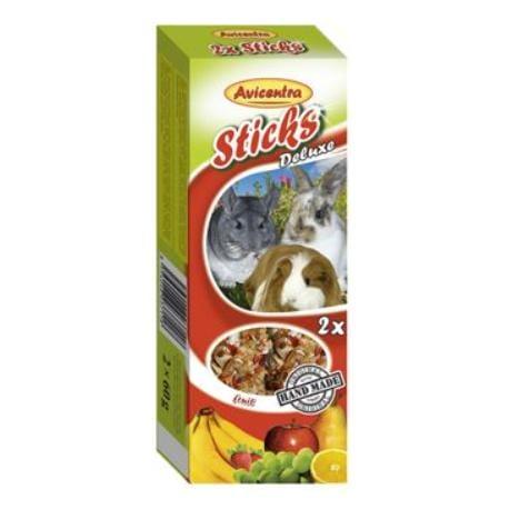 Avicentra tyčinky velký hlodavec - ovoce+med 2ks
