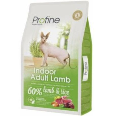 Profine Cat Indoor Adult Lamb 2kg