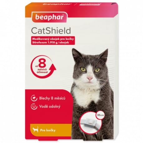 Beaphar Obojek antipar. kočka CatShield 35cm 1ks