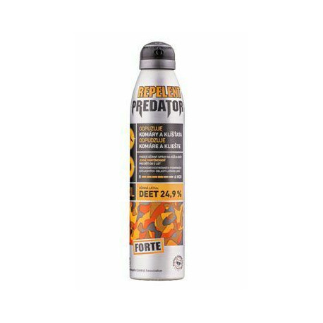 PREDATOR FORTE repelent spray XXL 300ml 24,9%DEET