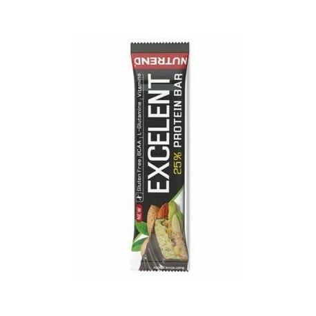 Nutrend Excelent Protein Bar Double mandle+pistácie85g