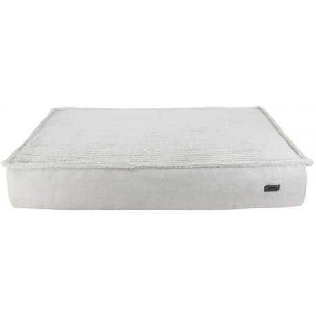 Nobby LAGO ortopedická matrace pro psy světle šedá 100x65x16 cm