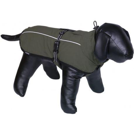 Nobby sportovní vesta pro psa TIMIS zelená 23cm