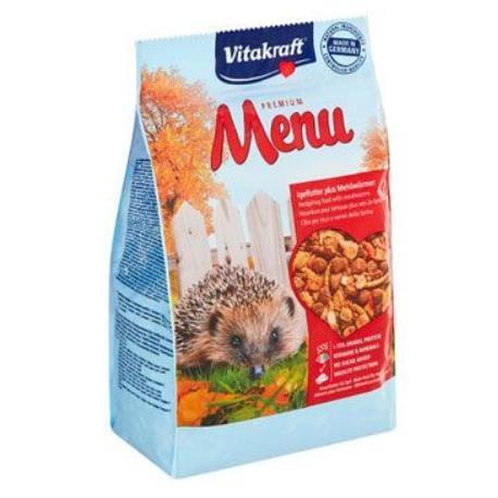 Vitakraft Hedgehog Food ježek suché Premium 600g