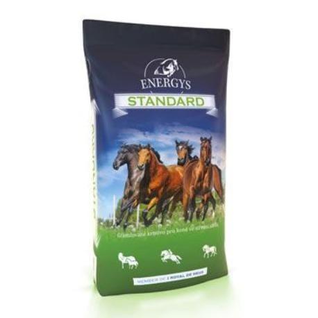Krmivo kone ENERGY´S Standard gran 25kg