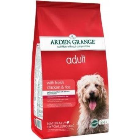 Arden Grange Dog Adult Chicken 12kg