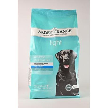 Arden Grange Dog Adult Light 2kg