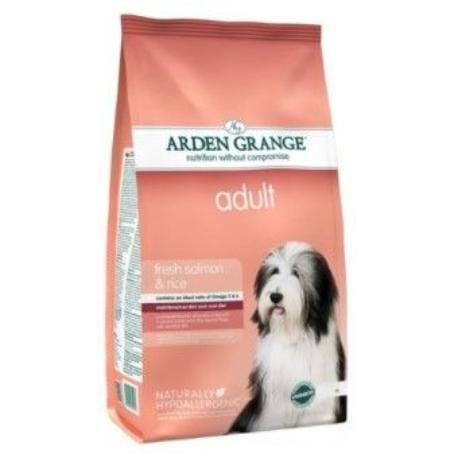 Arden Grange Dog Adult Salmon / Rice 12kg