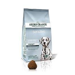 Arden Grange Dog Adult Sensit.Ocean Fish &Potato 6kg
