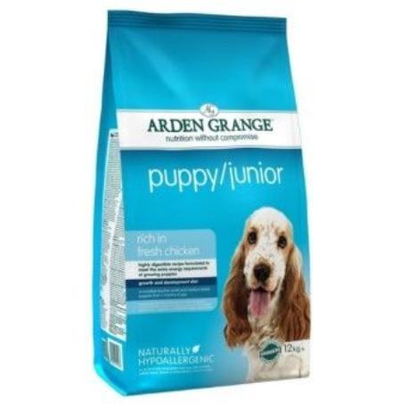 Arden Grange Puppy/Junior 12kg