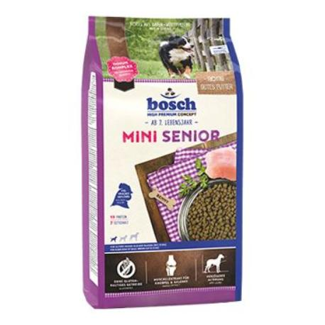 Bosch Dog Adult Mini Senior 2.5kg