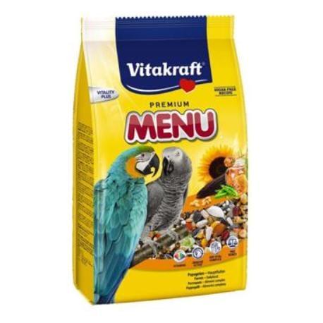Vitakraft Bird krm. Menu Vital Parrots ASB 1kg