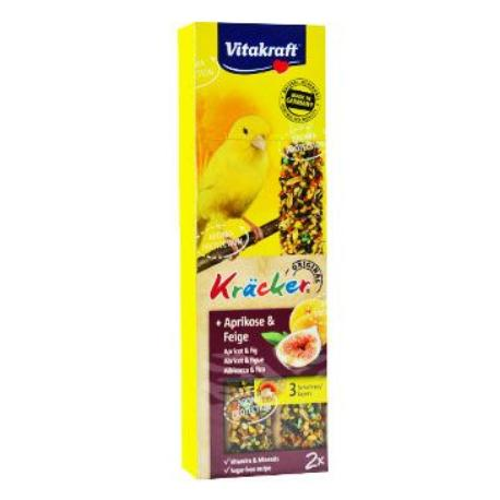 Vitakraft Bird Kräcker Canary Fruit tyč 2ks