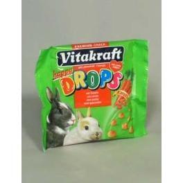 Vitakraft Rodenta Rabbit poch. Drops Happy 40g