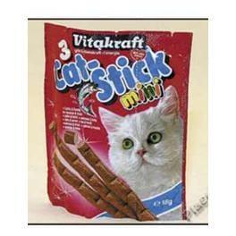 Vitakraft Cat pochúťka Stick mini Salmon + Trout 3x6g