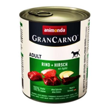 Animonda GRANCARNO konz. ADULT jelení/jablko pes 800g