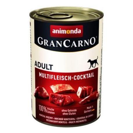 Animonda GRANCARNO konz. ADULT mäsový koktejl pes 400g