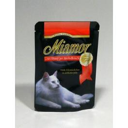 Miamor Cat Filet kapsa tuniak+krab 100g