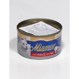 Miamor Cat Filet konzerva kuře+rýže 100g