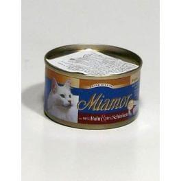 Miamor Cat Filet konzerva kura + šunka 100g