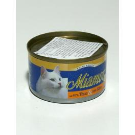 Miamor Cat Filet konzerva tuniak + syr 100g
