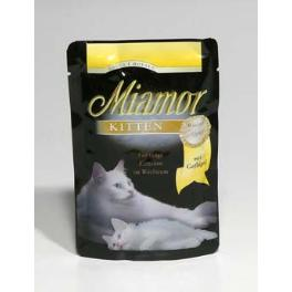 Miamor Cat Ragout Junior kapsa drůbež100g