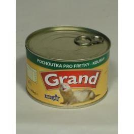 GRAND konz. fretka mas.kousky 405g