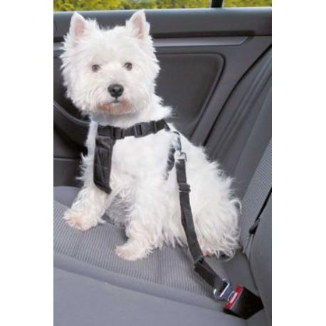 Postroj pes Bezpečnostný do auta XS Trixie