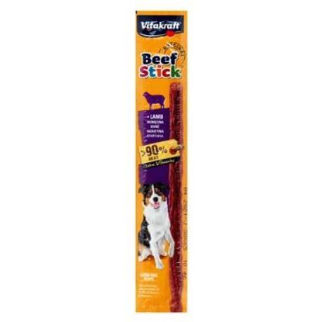 Vitakraft Dog pochúťka Beef Stick salami Lamb 1ks