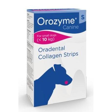 Orozyme enzym.plátky žuvacie pre psov S 224g