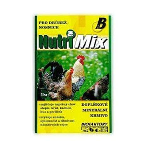 Biofaktory Nutri Mix pro nosnice plv 20kg