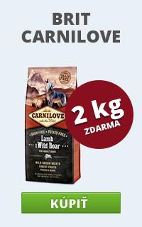 Carnilove Lamb & Wild Boar 12 + 2 kg ZADARMO