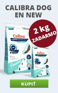 Calibra Dog EN + 2 kg