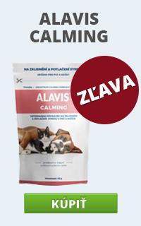 Alavis Calming pro mazlíčky