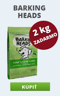 Barking Heads + 2 kg ZADARMO
