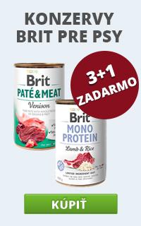 Brit konzervy 3 + 1