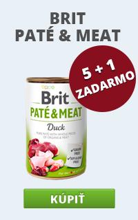 Brit konz Paté & Meat 400g