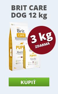 Brit Care Dog 12 + 3 kg ZADARMO