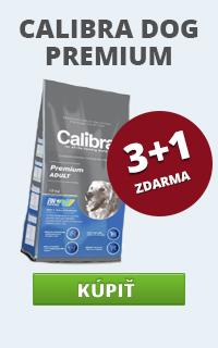 Calibra Premium výpredaj 3 + 1 ZADARMO