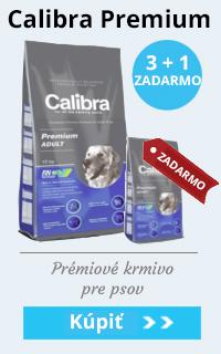 Calibra Premium 3 + 1 ZADARMO