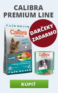 Calibra Premium Line 12 kg + dárky