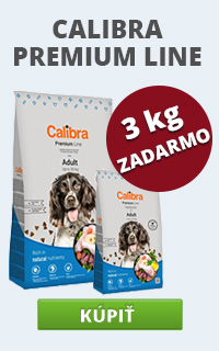 Calibra Premium Line New 12 + 3 kg ZADARMO