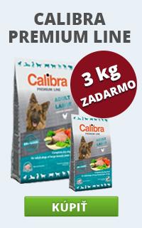 Calibra Premium Line 12 + 3 kg ZADARMO