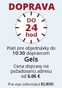 doprava 24 geis sk