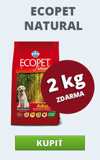 Ecopet 2 kg zdarma