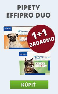 Effipro Duo 1 + 1 ks zdarma