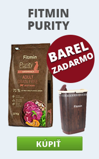 Fitmin Purity + barel